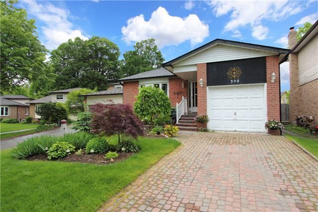 Detached at 398 Grange Crt, Oshawa, Ontario. Image 12