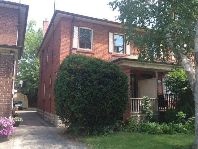 Semi-detached at 61 Cadorna Ave, Toronto, Ontario. Image 1