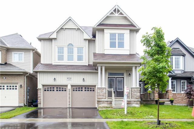 Detached at 116 Kenneth Cole Dr, Clarington, Ontario. Image 1