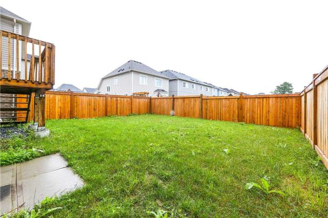 Detached at 116 Kenneth Cole Dr, Clarington, Ontario. Image 11