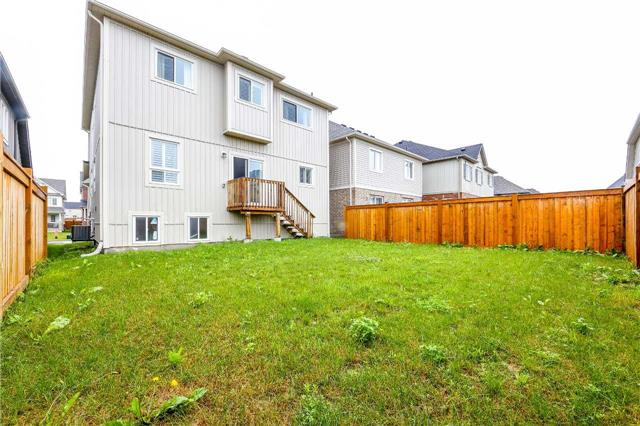 Detached at 116 Kenneth Cole Dr, Clarington, Ontario. Image 13