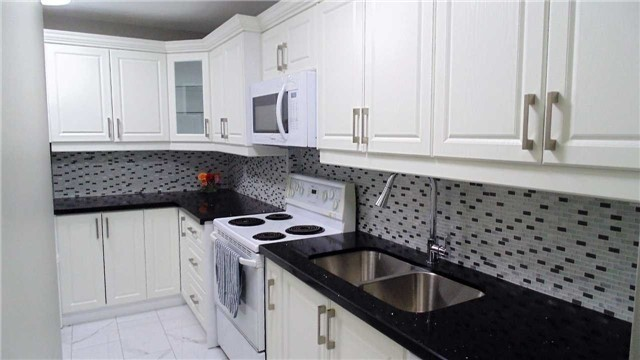 Condo Townhouse at 100 Mornelle Crt, Unit #1035, Toronto, Ontario. Image 8
