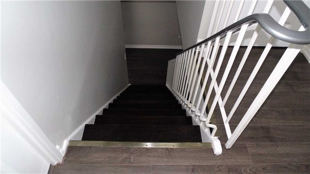 Condo Townhouse at 100 Mornelle Crt, Unit #1035, Toronto, Ontario. Image 10