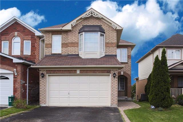 Detached at 63 Jays  Dr, Whitby, Ontario. Image 1