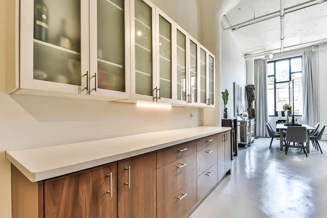 Condo Apartment at 245 Carlaw Ave, Unit 101B, Toronto, Ontario. Image 20