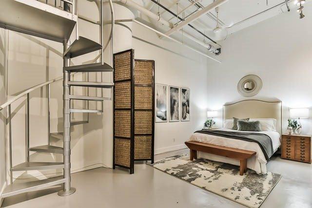Condo Apartment at 245 Carlaw Ave, Unit 101B, Toronto, Ontario. Image 3