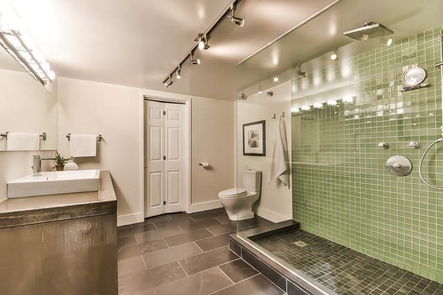 Condo Apartment at 245 Carlaw Ave, Unit 101B, Toronto, Ontario. Image 5