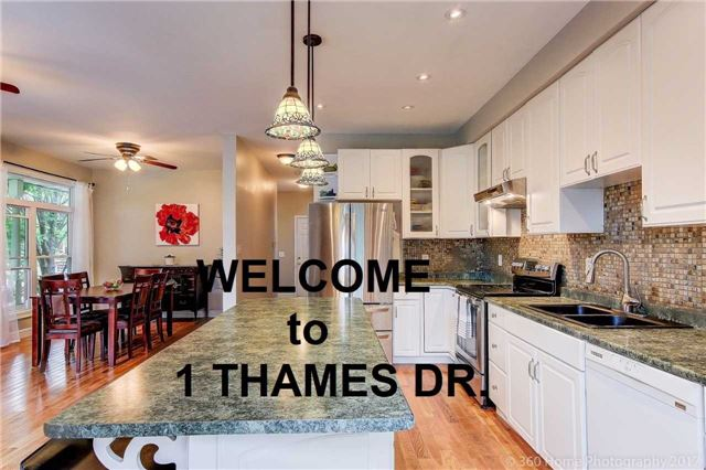 Detached at 1 Thames Dr, Whitby, Ontario. Image 1