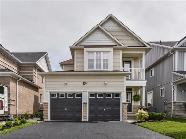 Detached at 25 Shrewsbury Dr, Whitby, Ontario. Image 1