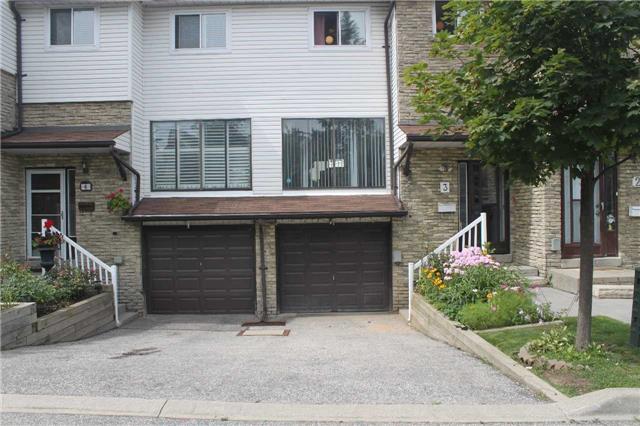Condo Townhouse at 40 Wayside Ave, Unit 3, Toronto, Ontario. Image 1