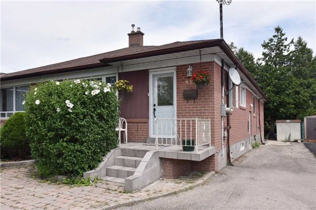 Semi-detached at 519 Midland Ave, Toronto, Ontario. Image 9
