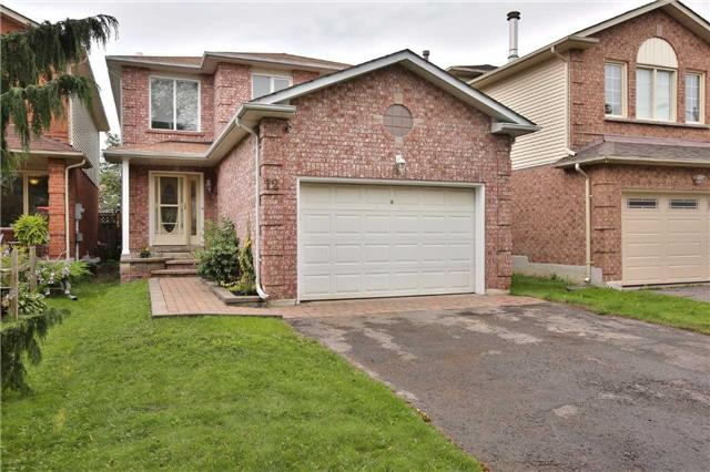 Detached at 12 Poolton Cres, Clarington, Ontario. Image 1