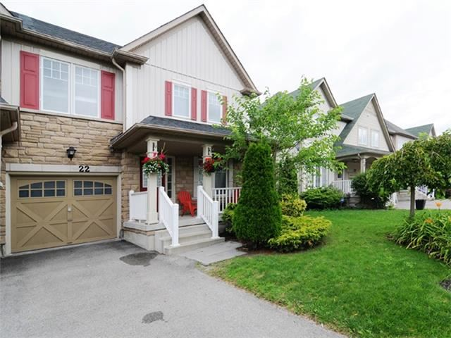 Townhouse at 22 Haverhill Cres, Whitby, Ontario. Image 11