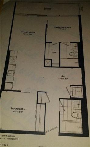 Condo Apartment at 1190 Dundas St E, Unit 730, Toronto, Ontario. Image 4