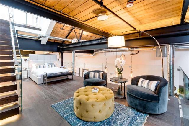 Condo Apartment at 326 Carlaw Ave, Unit 122, Toronto, Ontario. Image 15