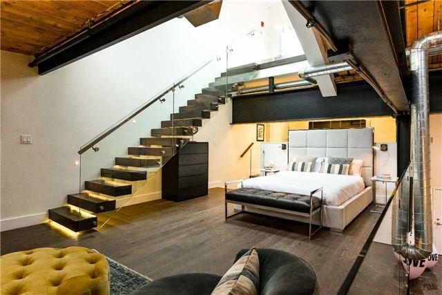 Condo Apartment at 326 Carlaw Ave, Unit 122, Toronto, Ontario. Image 2