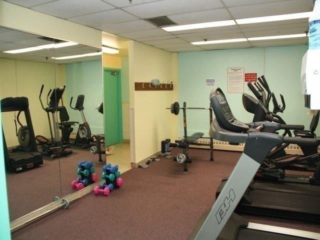 Condo Apartment at 101 Prudential Dr N, Unit 708, Toronto, Ontario. Image 13