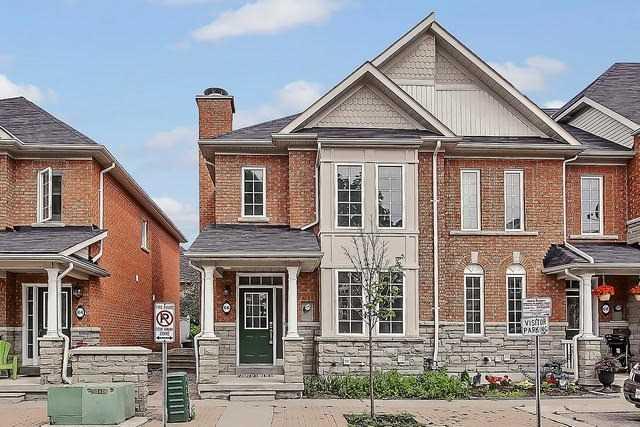 Condo Townhouse at 66 Torr Lane, Ajax, Ontario. Image 1