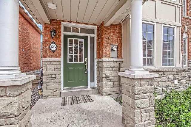 Condo Townhouse at 66 Torr Lane, Ajax, Ontario. Image 12