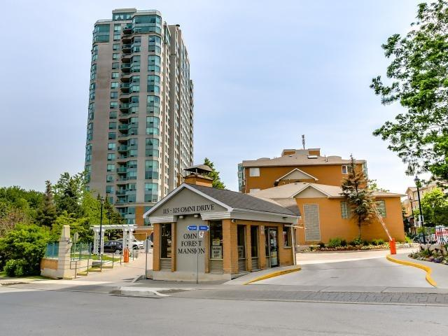 Condo Apartment at 125 Omni Dr, Unit 2029, Toronto, Ontario. Image 1
