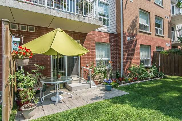 Condo Apartment at 95 Wellington St, Unit 111, Clarington, Ontario. Image 7