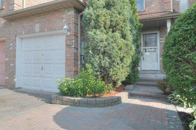 Townhouse at 113 Timber Mill Ave, Whitby, Ontario. Image 12