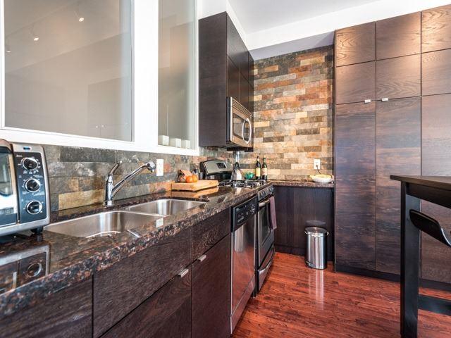 Condo Apartment at 160 Fallingbrook Rd, Unit 406, Toronto, Ontario. Image 2