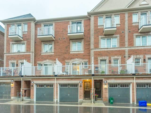 Townhouse at 19 Cooperage Lane, Ajax, Ontario. Image 11