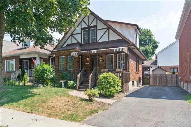 Detached at 597 Masson St, Oshawa, Ontario. Image 1