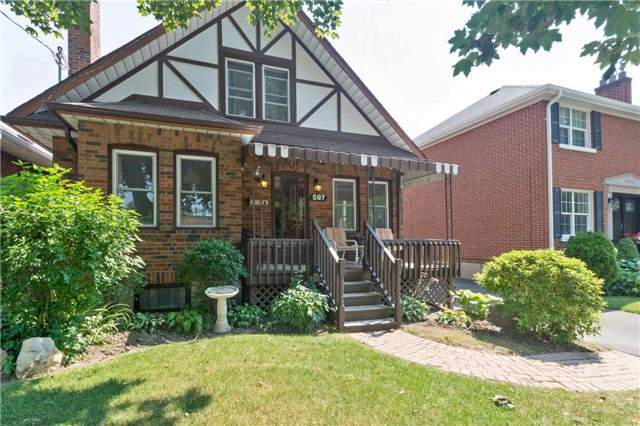 Detached at 597 Masson St, Oshawa, Ontario. Image 12