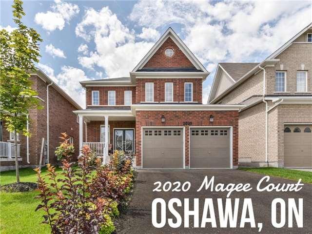 Detached at 2020 Magee Crt, Oshawa, Ontario. Image 1