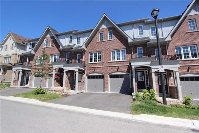 Townhouse at 123 Magpie Way, Whitby, Ontario. Image 1