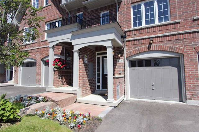 Townhouse at 123 Magpie Way, Whitby, Ontario. Image 12