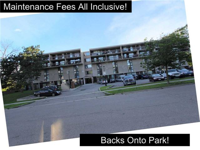 Condo Apartment at 454 Centre St S, Unit 109, Oshawa, Ontario. Image 1