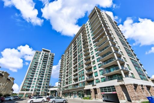 Condo Apartment at 1235 Bayly St, Unit 916, Pickering, Ontario. Image 7