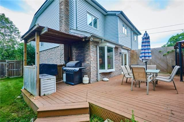 Semi-detached at 30 Mcgillivary Crt, Whitby, Ontario. Image 9