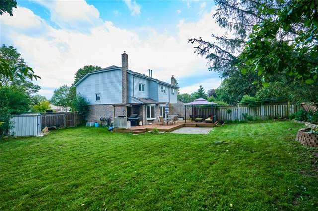 Semi-detached at 30 Mcgillivary Crt, Whitby, Ontario. Image 11