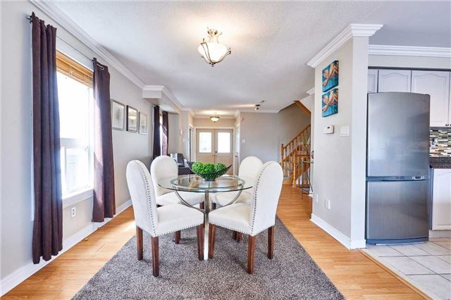 Semi-detached at 57 Foothill St, Whitby, Ontario. Image 17