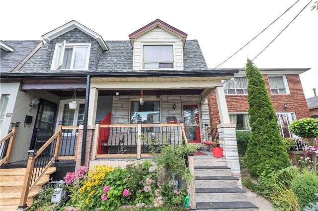 Semi-detached at 64 Eldon Ave, Toronto, Ontario. Image 1
