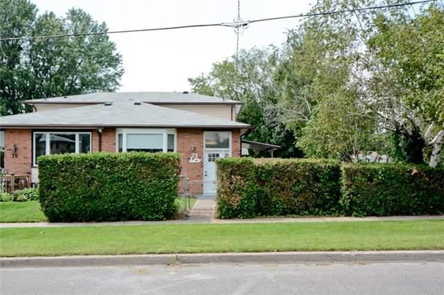 Semi-detached at 72 Little Ave, Clarington, Ontario. Image 12