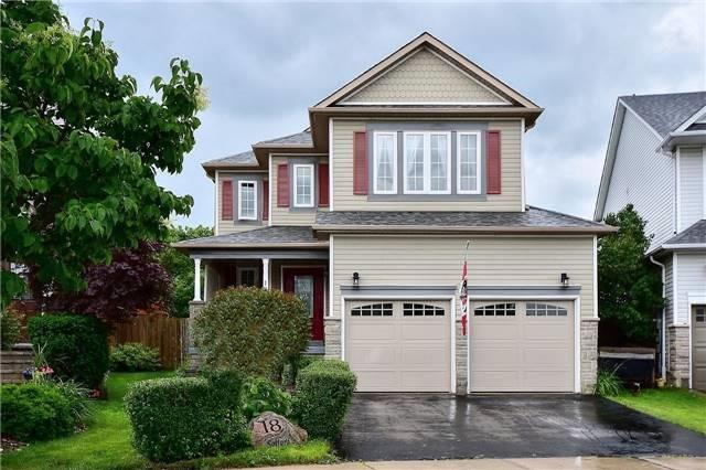Detached at 18 Solford Dr, Whitby, Ontario. Image 1