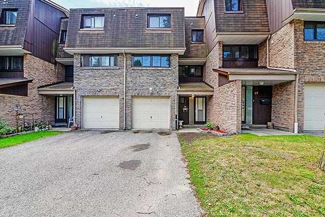 Condo Townhouse at 1958 Rosefield Rd, Unit 41, Pickering, Ontario. Image 1