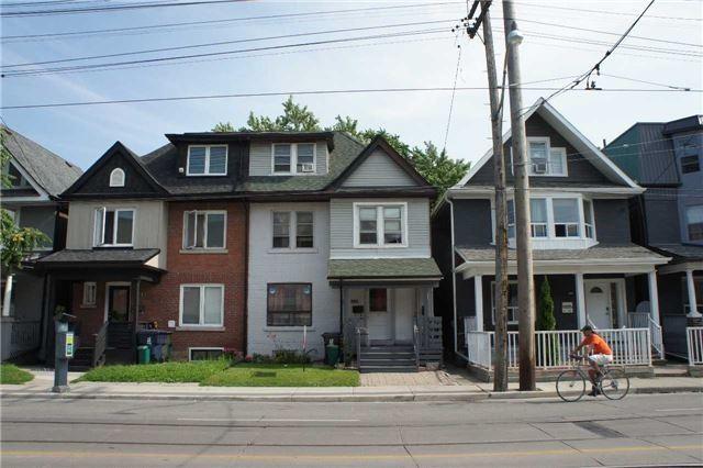 Semi-detached at 989 Gerrard St E, Toronto, Ontario. Image 1