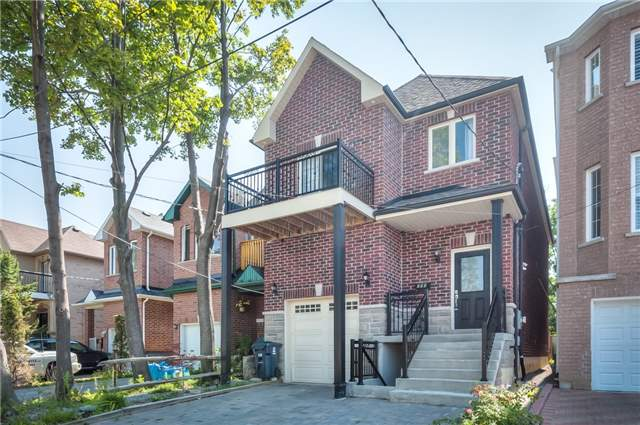 Detached at 199 Raleigh Ave, Toronto, Ontario. Image 1