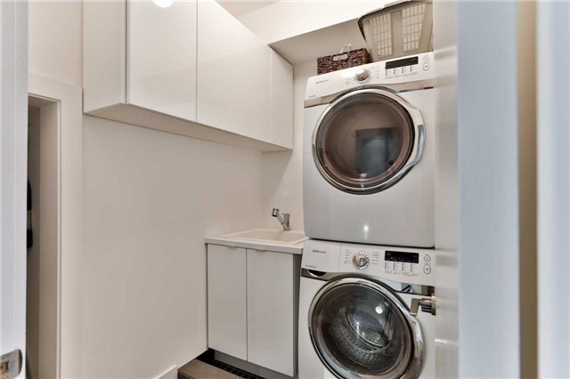 Townhouse at 837 Broadview Ave, Unit 6, Toronto, Ontario. Image 4