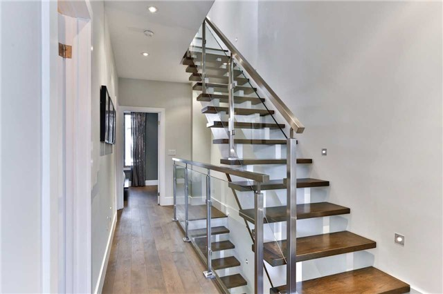 Townhouse at 837 Broadview Ave, Unit 6, Toronto, Ontario. Image 5