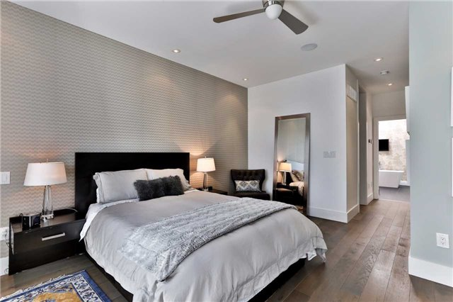 Townhouse at 837 Broadview Ave, Unit 6, Toronto, Ontario. Image 7