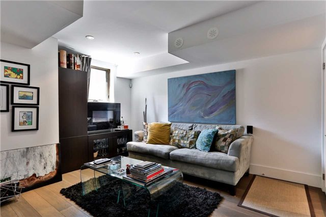Townhouse at 837 Broadview Ave, Unit 6, Toronto, Ontario. Image 11