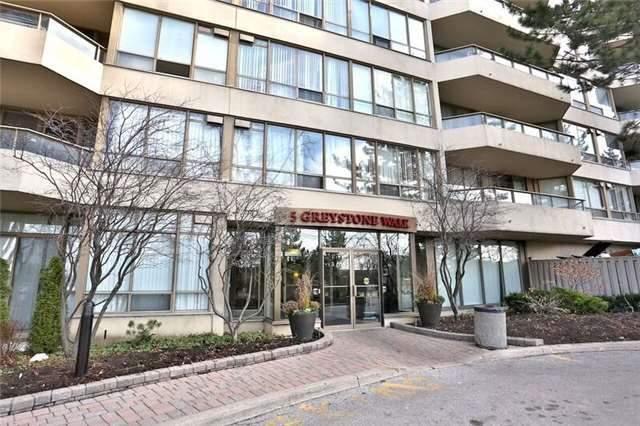 Condo Apartment at 5 Greystone Walk Dr, Unit 814, Toronto, Ontario. Image 1