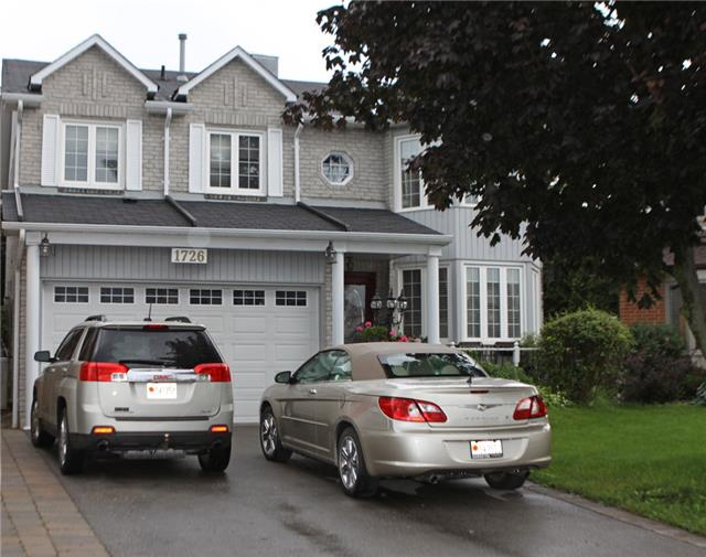 Detached at 1726 Echo Point Crt, Pickering, Ontario. Image 1